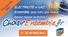 Energie moins chère ensemble : nouvelle campagne 2017