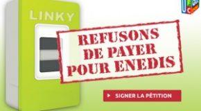 Linky 2018 : lancement d'une pétition 8/3/2018