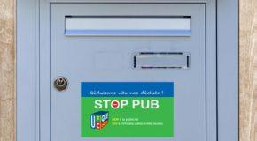 Enquête prospectus publicitaires : Face au flot grandissant, le Stop pub !